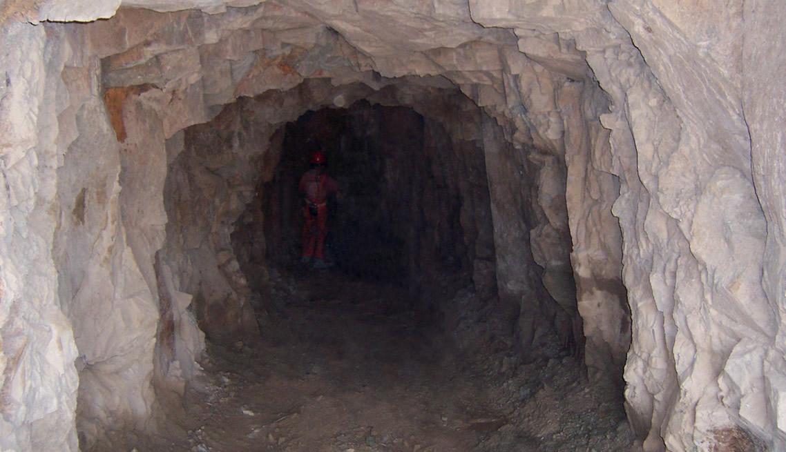 Túnel de Paso de Tubería
