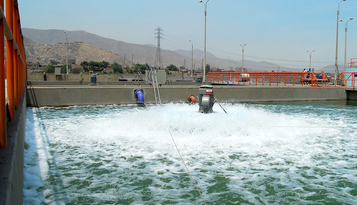 Ampliación y Mejoramiento del Sistema de Agua Potable y Alcantarillado del Esquema Ñaña – Lima