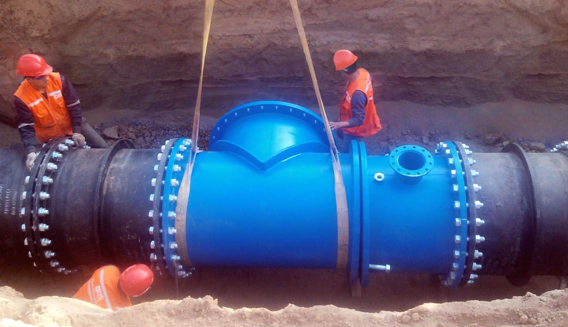 Agua Potable Tramo II SJL – Lima